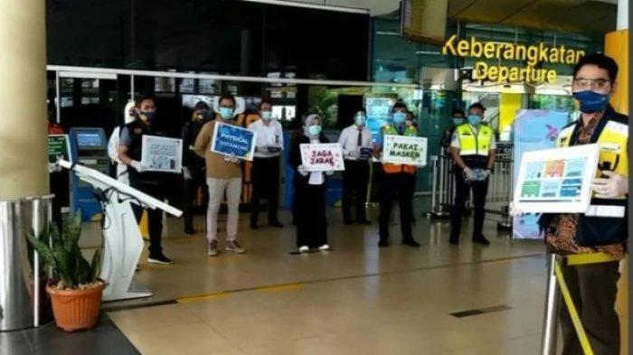 Silaturahmi Tetap Terjaga di Masa Larangan Mudik, Pihak Bandara Jambi Imbau Manfaatkan Teknologi