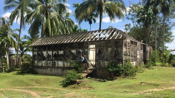 Bangunan Kolonial Belanda di Muara Tembesi 1