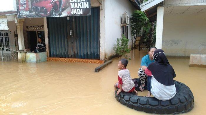Catatan KKI Warsi, Lebih 11 Ribu Rumah di Jambi Terdampak Banjir pada 2020