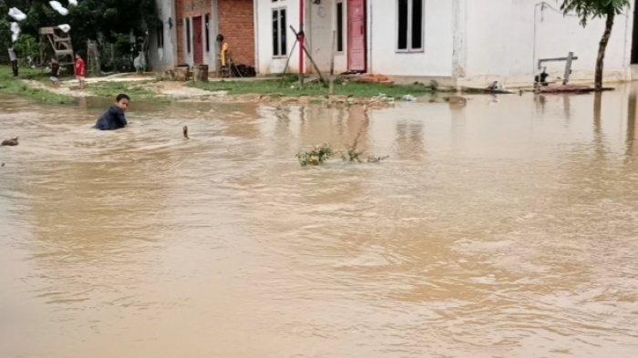 Curah Hujan Tinggi di Kabupaten Bungo Diprediksi Hingga Maret Mendatang, BPBD Ingatkan Hal Ini