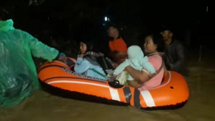 BREAKING NEWS Sejumlah Desa di Kerinci Diterjang Banjir Bandang