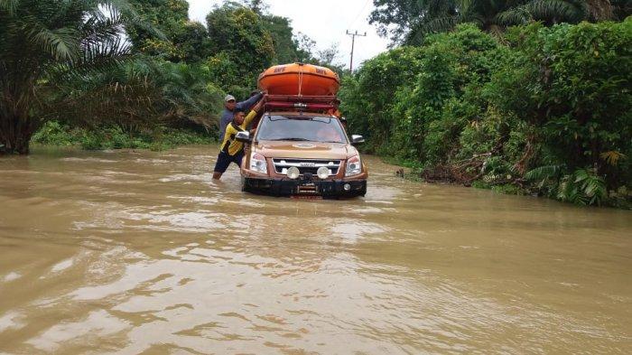 Pertimbangkan Faktor Cuaca, BPBD Tebo Perpanjang Status Siaga Banjir