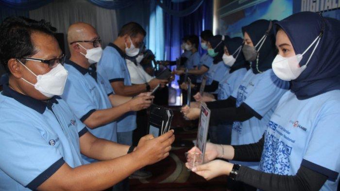Bank Indonesia Targetkan Merchant Pengguna QRIS Provinsi Jambi Sampai 120 Ribu