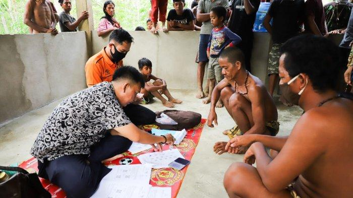 Mensos Juliari Permudah Bansos Tunai di Wilayah Terpencil dan Sulit Dijangkau