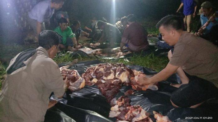 Bantai Tradisi Unik di Sarolangun Menyambut Bulan Suci Ramadhan