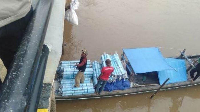 Ratusan Paket Sembako dari Pemda Mulai Berdatangan, Diprediksi Untuk 3 Hari ke Depan