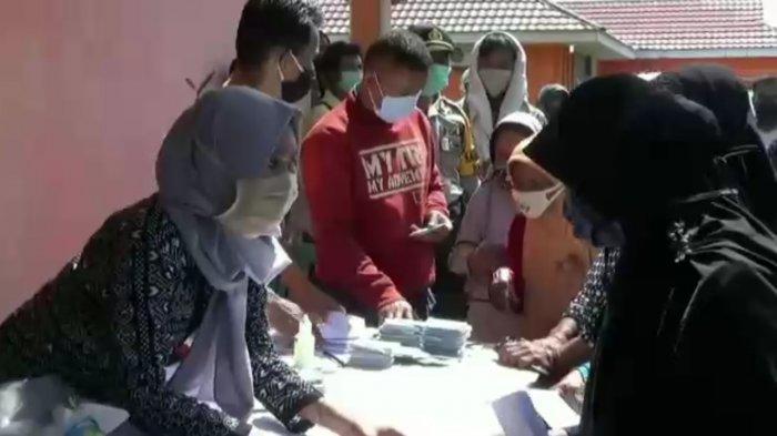 BREAKING NEWS Bantuan Sosial Tunai Gelombang Kedua di Tanjab Timur Cair, Besarannya Rp 300 Ribu