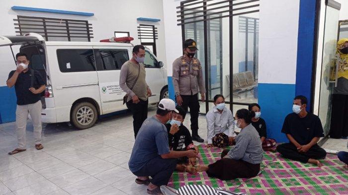 Korban Kapal Tenggelam KM Wicly Jaya Sakti Mulai Mendapatkan Bantuan