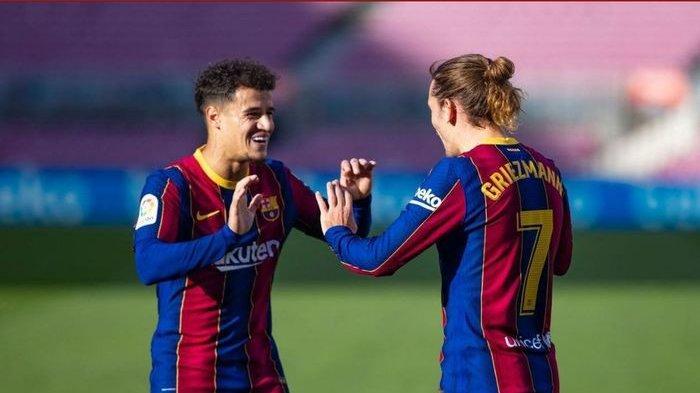 Transfer Coutinho dan Griezmann Dianggap Rugikan Barcelona, Sampai Harus Berhutang