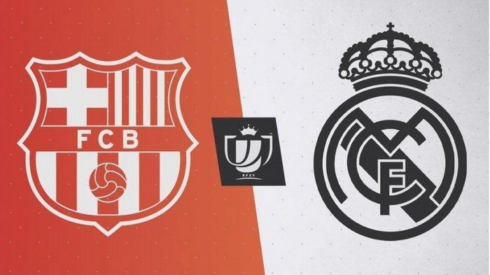 Hasil Liga Spanyol Tadi Malam, El Clasico Barcelona vs Real Madrid, Jalannya Pertandingan Skor Akhir