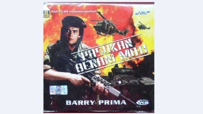 Daftar Film Bioskop Barry Prima Sejak 1978 S D Kini Dari Angling Darma S D Perawan Lembah Wilis Tribun Jambi