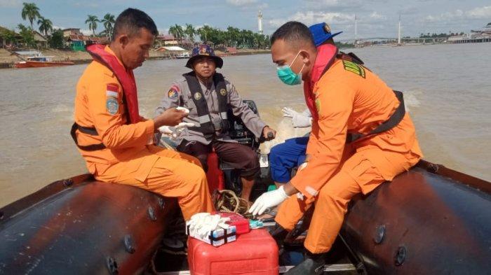 Temuan Mayat Mengapung di Sungai Batanghari, Ini Kata Kapolsek Telanaipura