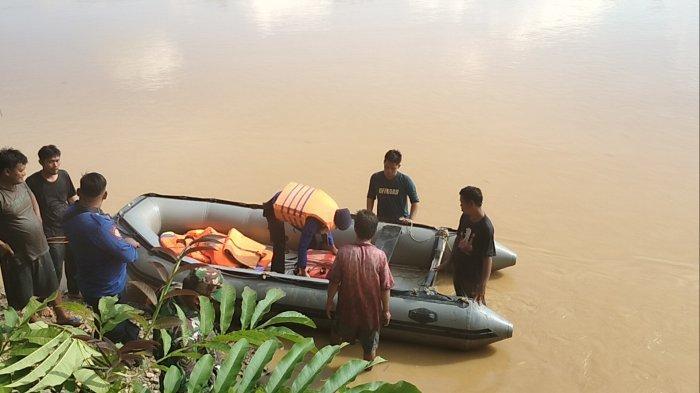 Santri Pondok Pesantren di Sarolangun Tenggelam di Sungai Batang Asai, Sampai Kini Belum Ditemukan