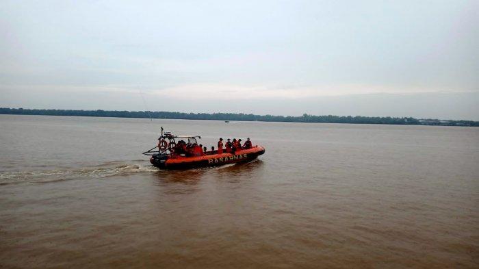 Seorang Nelayan di Tanjabtim Hilang Saat Melaut, Basarnas Jambi Lakukan Pencarian