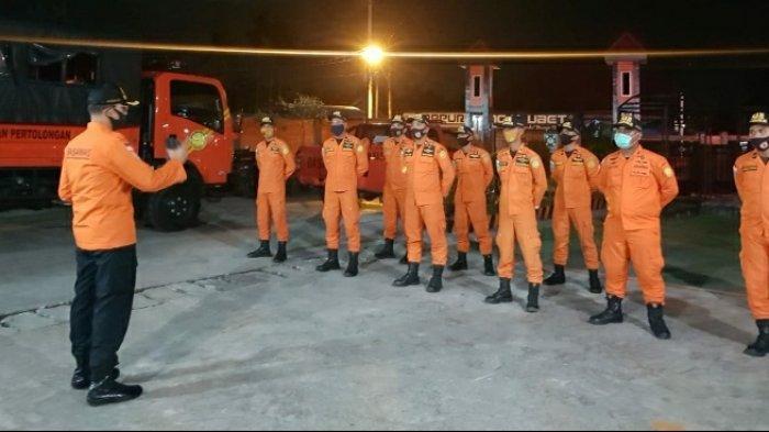 Bsarnas Jambi Kirim 10 Personel Bantu Evakusai Banjir di Jabodetabek