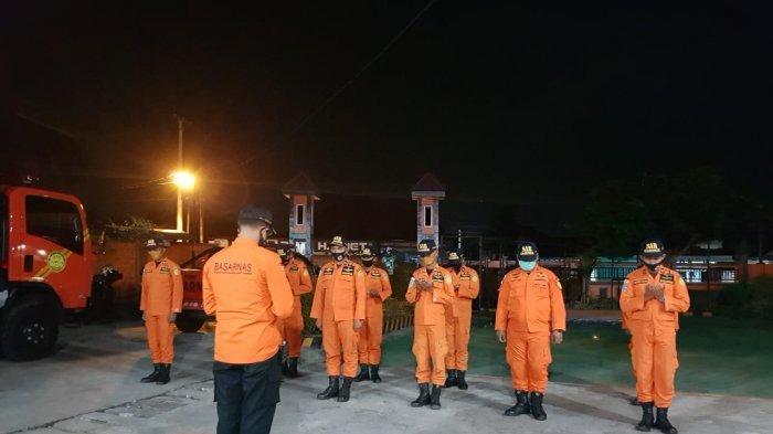 54 Personel Basarnas Jambi Disiapkan Bantu Penanganan Karhutla Provinsi Jambi