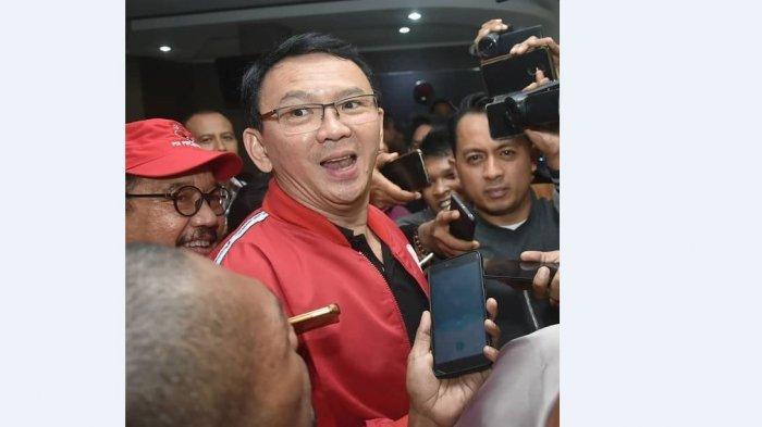BUKAN Jadi Pengawas KPK, Menteri Luhut Binsar Panjaitan Tanggapi Jabatan Ahok BTP di BUMN