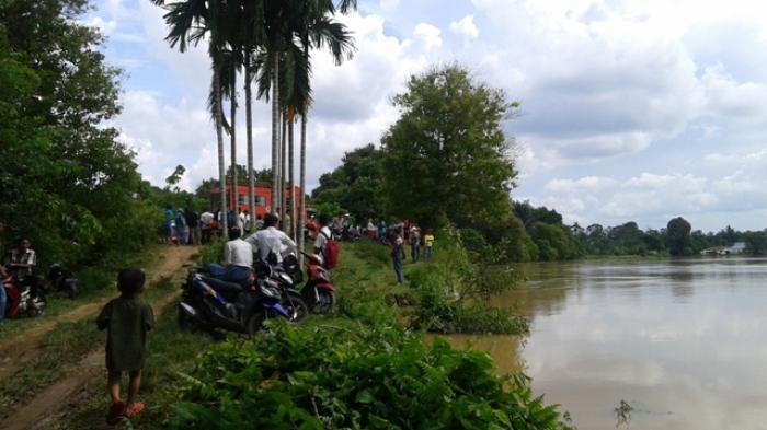 BREAKING NEWS Warga Paku Aji Bungo Hilang, Baju Ditemukan Dekat Sungai Batang Tebo