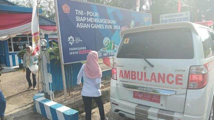 Warga Panik dan Mengamuk Lihat Ambulans yang Bawa Pasien Covid-19 Tersesat di Desa Mereka