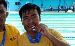 Kisah Bayu Putra Yuda, Atlet Disabilitas Berprestasi di Jambi yang ingin menjadi PNS