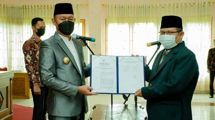 Sukandar Berharap Baznas Tebo Bisa Mengoptimalkan Zakat Untuk Tahun Ini
