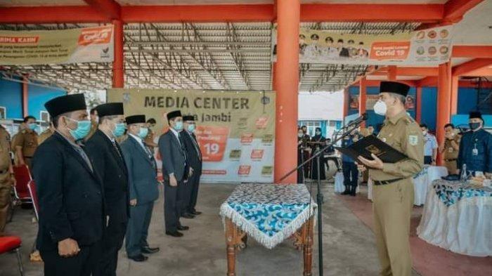 Baznas Kota Jambi Ucapkan Terima Kasih Untuk Donatur, Optimis Target Zakat, Infaq & Sedekah Tercapai