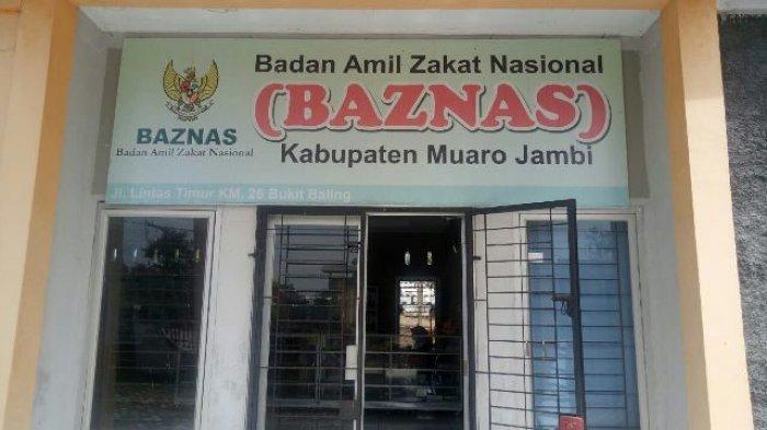 Jabatan Kepala Baznas Muarojambi Masih Kosong, Berdampak Penyaluran Zakat dan Infaq saat Ramadhan