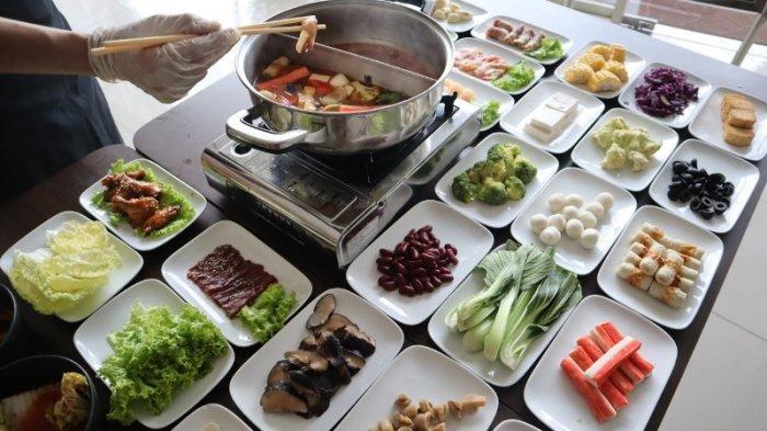 Makan Sepuasnya di K Food Festival,Raih Kesempatan Memenangkan Album BTS Butter di BW Luxury Jambi