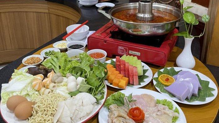 Nikmati BBQ dan Shabu-shabu Sepuasnya di Sabak Seafood Restaurant Abadi Hotel & Convention Center