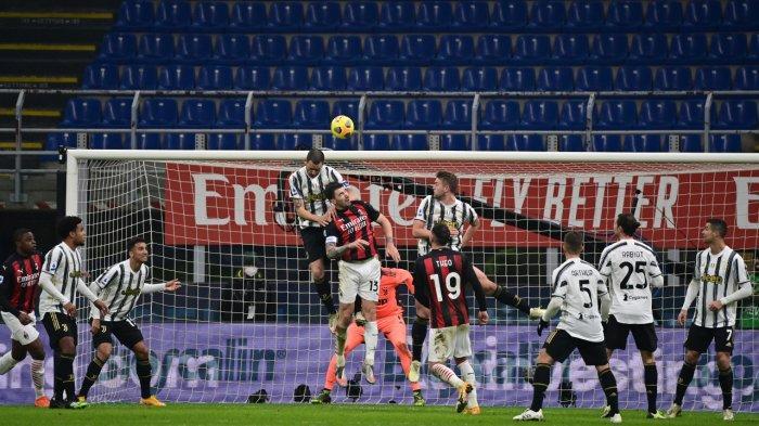 Jadwal Siaran Langsung Juventus vs Chelsea di Liga Champions, Head to Head Kedua Tim