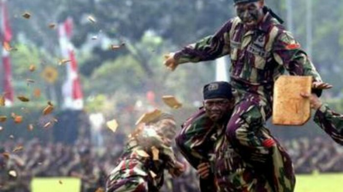 Cara Kopassus Mendapat 'Ilmu Rahasia' Kebal, Tiga Jawara Banten Bentengi Pembebasan Sandera