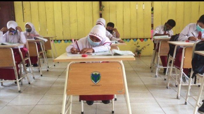 SOP Pembelajaran Tatap Muka di Sekolah Saat Penerapan PPKM Level 3 di Batanghari