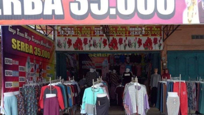 Belanja Serba Rp 35 Ribu, Wisata Belanja Menarik di Kota Jambi, Buat Perlengkapan Lebaran Anda