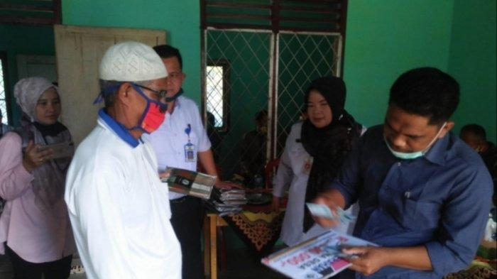 Belasan Ribu Kepala Keluarga di Sarolangun Terima Bantuan Sosial Tunai Tahap Pertama