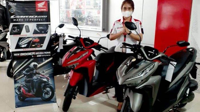 Honda Vario Mulai Rp19 Jutaan, Hadir dengan Tampilan Berkelas dan Desain Sporty