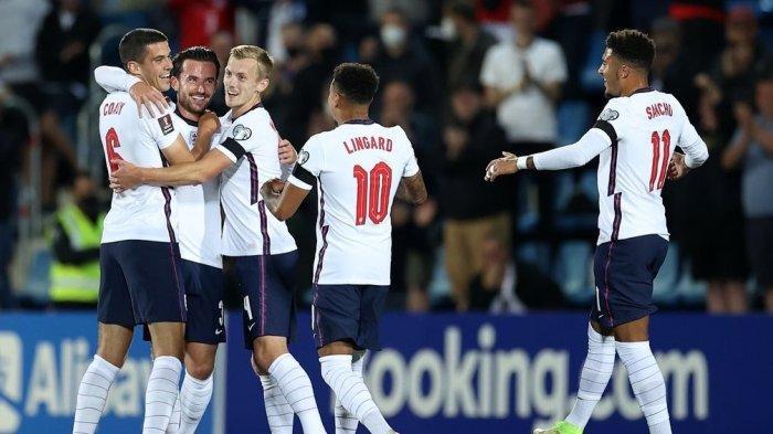 Skor Pertandingan Kualifikasi Piala Dunia Andorra 0 - 5 Inggris, Phil Foden Tampil Mengejutkan