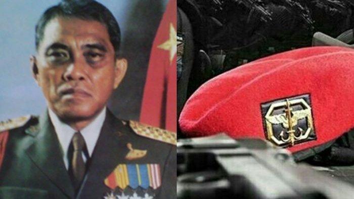 Baret Merah Dibanting Sosok Ini Depan Para Jenderal Gegara Teringat Legenda Kopassus Berkaki Satu