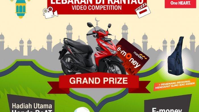 Rebut Hadiah Honda BeAT, Sinsen Gelar Lebaran di Rantau Video Competition