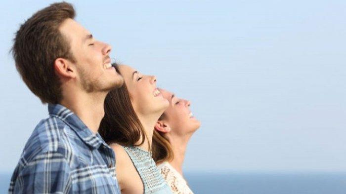 Mau Hilangkan Stres dan Insomnia, Sederhana Saja, Cukup Bernafaslah dengan Lubang Hidung Kiri
