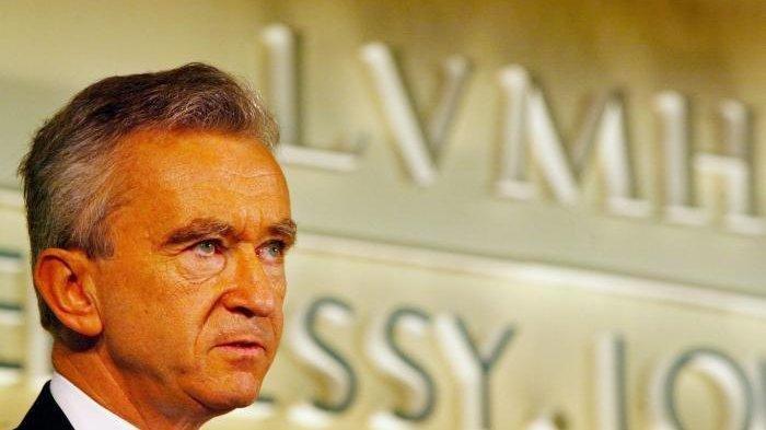 Bos Louis Vuitton Jadi Orang Terkaya di Dunia Tahun 2021, Segini Total Kekayaannya, Salip JeffBezos