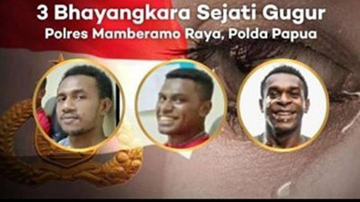 Polisi Tewas Bertambah Jadi 3 Orang, Bentrok TNI dan Polisi di Mamberamo Papua, Ini Kronologinya