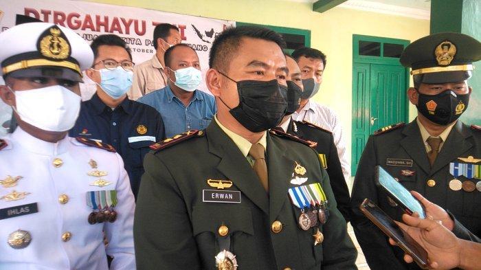 HUT TNI ke-76, Dandim 0419/Tanjab Berharap TNI Bisa Banyak Membantu Masyarakat