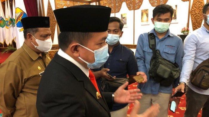 Gubernur Jambi Al Haris akan ke Jakarta Dalam Waktu Dekat, Bahas Pelabuhan Ujung Jabung