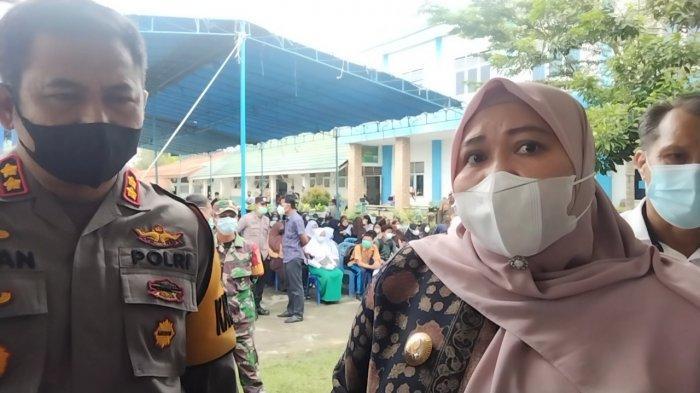 Setelah Vaksinasi Pelajar SMP dan SMA, Pemkab Muarojambi Sasar Pondok Pesantren