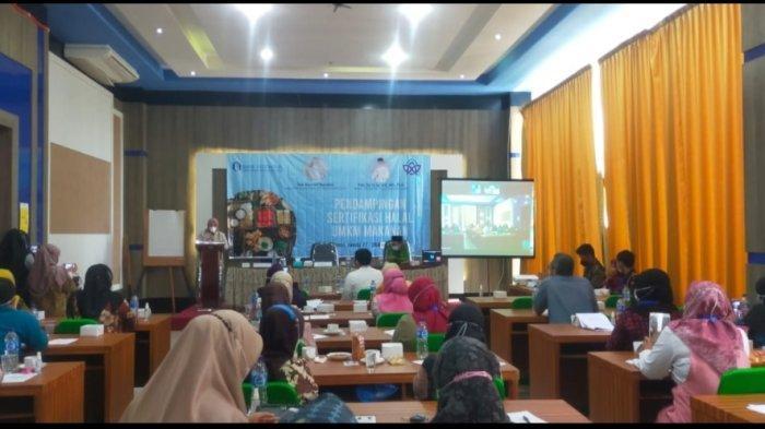BI Hadiri Pendampingan Sertifikasi Halal, 30 UMKM di Provinsi Jambi dalam Pendampingan