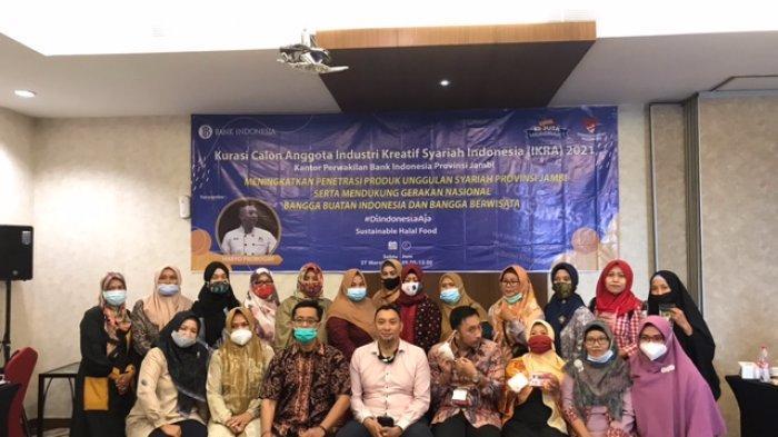 Tingkatkan Penetrasi Produk Unggulan Syariah Provinsi Jambi, BI Gelar Kurasi Calon Anggota IKRA