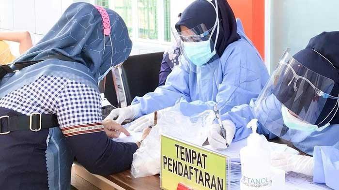 Biaya Rapid Test Antigen dan Swab PCR di Labkesda Kota Jambi Makin Murah