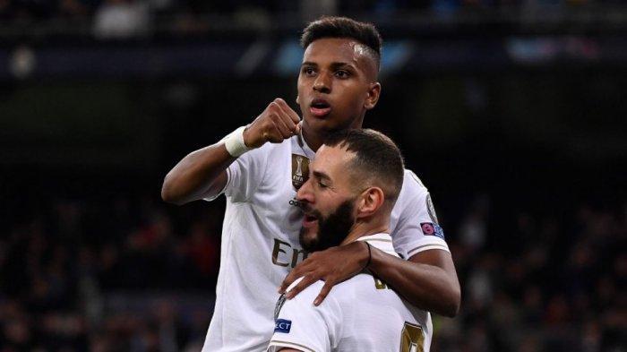 Skor 1-2 di Kandang Valencia, Real Madrid Berhasil Comeback di Akhir Laga