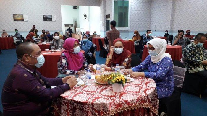 BKKBN Provinsi Jambi menggelar Kegiatan Temu Kerja Bagi Pengelola Program Generasi Berencana (GenRe) di Shang Ratu Hotel selama dua hari