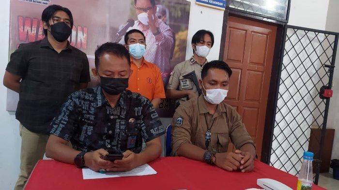 Pria 33 Tahun Ditangkap BNNK Batanghari, Sepupunya Kini Diburu Polisi